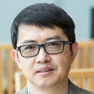 photo of Chengzhi Wang