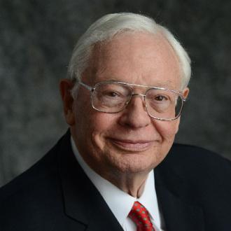 photo of Hugh T. Patrick